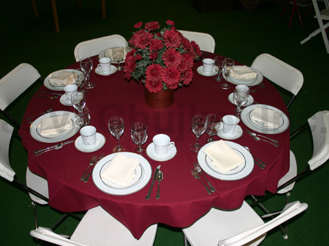How Many Chairs Can A 60 Inch Round Table Fit Round Table Ideas